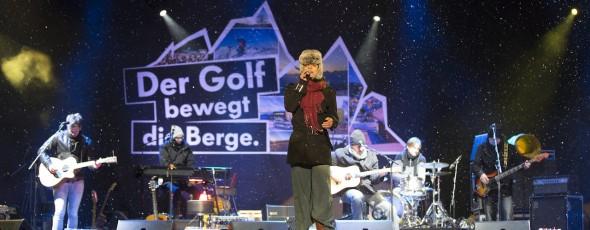 Markteinführung Golf 7 in Ischgl